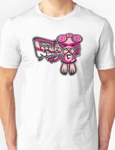 Cute Mascot Tag Unisex T-Shirt
