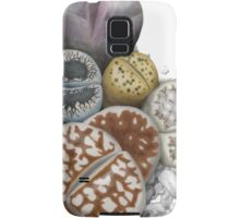 Lithops Cluster (No Labels) Samsung Galaxy Case/Skin