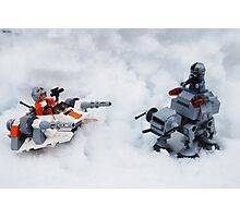 Hoth Photographic Print