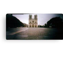 Notre Dame Canvas Print