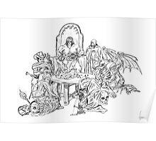 Dungeon World Poster