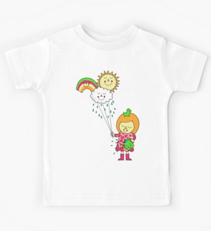 Perfect Day Kids Tee