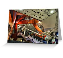 UNSW Faculty of Law. Interior II Greeting Card
