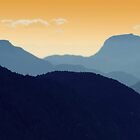 Mountain valleys by chwells
