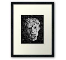 Remnants of Ceasar  Framed Print