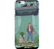 Back to the Swamp iPhone Case/Skin