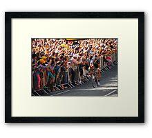 Tour de France, Harrogate, Marcel Kittel Framed Print