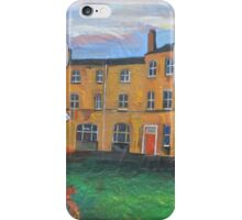 Hull, Queens Dock Avenue iPhone Case/Skin