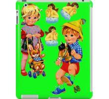 Toddlers iPad Case/Skin