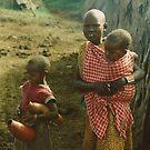 Masai Mara National Reserve by John Hansen