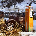 Back in the Days ~ Mogollon, NM by Vicki Pelham
