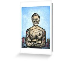 Mr. Rogers- Urban Legend Greeting Card