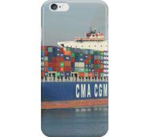 CMA CGM Parsifal iPhone Case/Skin