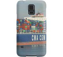 CMA CGM Parsifal Samsung Galaxy Case/Skin