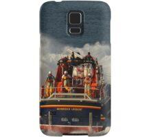 Bembridge Lifeboat Launch Samsung Galaxy Case/Skin