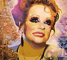 Remembering Tammy Faye by Paul Richmond