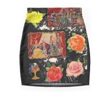 Royalties & Roses Mini Skirt