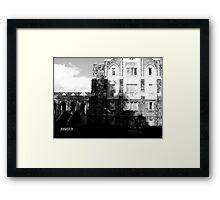 Parker Memorial Framed Print