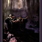 """""""Chris as Dionysus"""" by Derek Sullivan"""