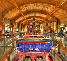 Bembridge Lifeboat by Jonathan Cox