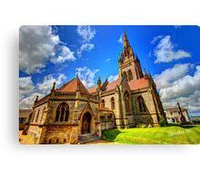 All Saints Church HDR Canvas Print