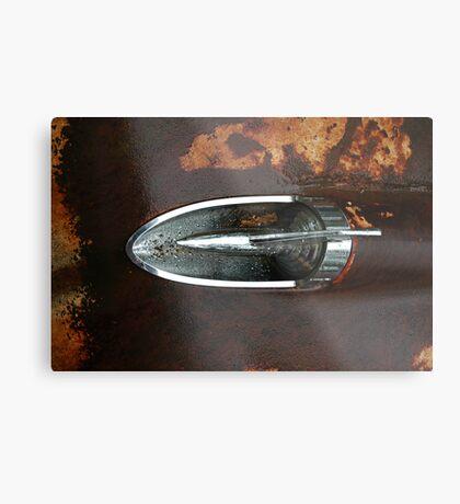 Bullet Metal Print