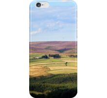 Farming on the Moors iPhone Case/Skin