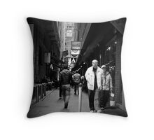 Royal Arcade Throw Pillow