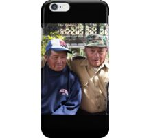 Buddies In Cuenca Ecuador iPhone Case/Skin