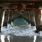 Under The Boardwalk by Leanne Allen