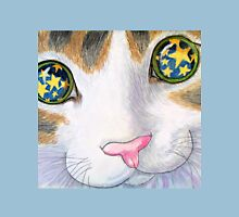 "His eyes shine like stars, from the childrens book "" The magnificent cat"" by Sharon Thompson. available from amazon Unisex T-Shirt"