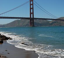 Golden Gate by Lucas Himovitz