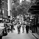 City Work Life by Jason Bran-Cinaed