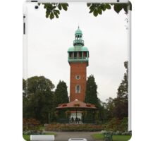 Loughborough Carillon War Memorial iPad Case/Skin