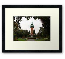Loughborough Carillon War Memorial Framed Print