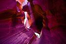 Magic colors of Antelope Canyon by LudaNayvelt
