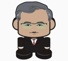 Jeb Bush Politico'bot Toy Robot 1.0 Kids Tee