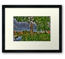 Boston Stump Framed Print