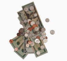 Money by Evan Sharboneau