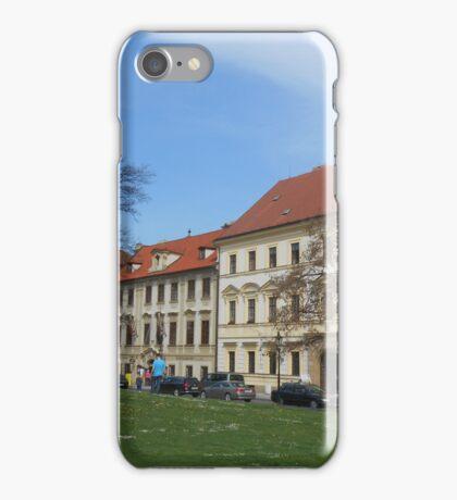 Hradcanske nam iPhone Case/Skin
