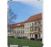 Hradcanske nam iPad Case/Skin