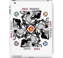 Red Hot Fire Ball iPad Case/Skin
