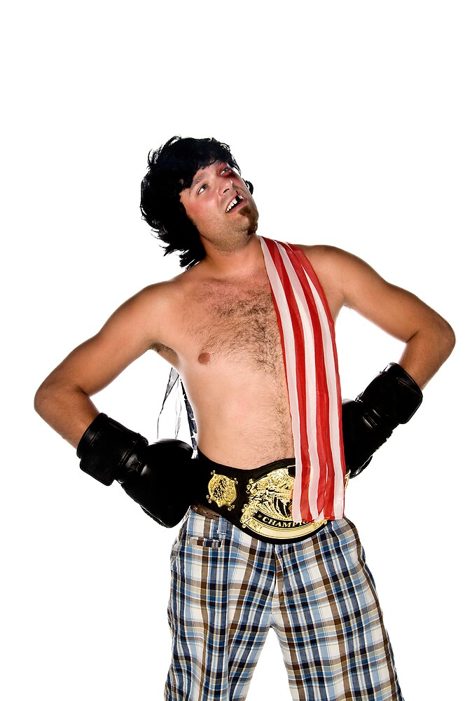 Redneck Boxer by Bobby Deal