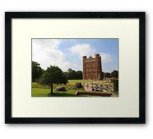 Tattershall Castle Framed Print