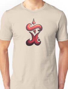 Eternal /  مؤبد (red) Unisex T-Shirt
