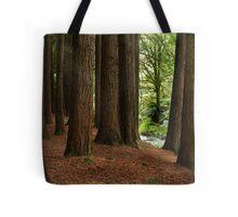 Californian Redwoods, Otway Ranges,Victoria Tote Bag