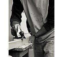 Defiant hands Photographic Print