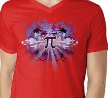 Beautiful Pi Mens V-Neck T-Shirt