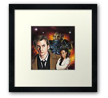 David Tennant the 10th Doctor Framed Print