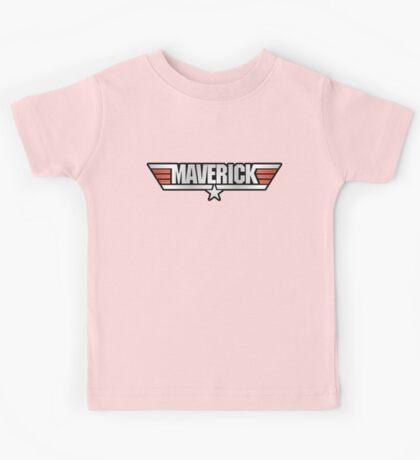 Top Gun Maverick Kids Tee